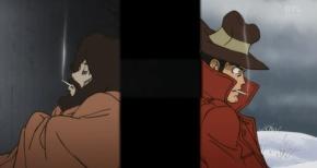【ルパン三世】第13話 感想 背中で泣いてる男の美学【2015】