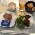 『春休みで空港の中はいっぱいで韓国行きもいっぱいだった!』の画像