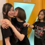 『【乃木坂46】中田花奈、佐々木琴子とまさかのキス!!嫉妬する寺田蘭世wwwwww』の画像