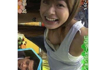 東大卒の八田亜矢子さんの乳首