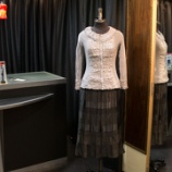 『店頭新作 リバーシブルプリーツスカートが完成しました。』の画像