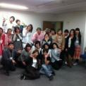 女神たちの力、スパーク!!大阪レイキを終えて。