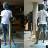 『「裸体像Tシャツ計画」 フェルケール受付嬢A』の画像