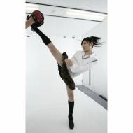 アイドル・女の子のエロかっこいい蹴りを貼ってくか!!!! アイドルファンマスター