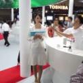 最先端IT・エレクトロニクス総合展シーテックジャパン2013 その34(華為技術日本の1)