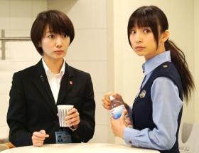 篠田麻里子 波瑠主演連ドラで警察官役に初挑戦 制服&ロングヘア姿披露