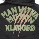 『3/14 発売 XLARGER×MAN WITH A MISSION』の画像