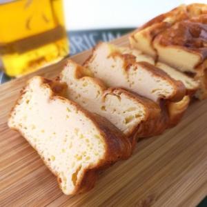 水切りヨーグルトで作る チーズ風ケーキ