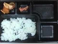 【新型コロナ】韓国人が隔離中に食べてる弁当がこちらwwwwww