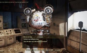 Fallout 76:「Wastelanders」の会話システムのプレビューが公開