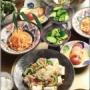 【レシピ】ゴーヤチャンプルー。と 献立。と 沖縄回想記。