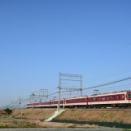 久しぶり近鉄大阪線松塚