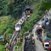 VOA 20210402 台湾の列車衝突事故で少なくとも50人が死亡(time3:18)