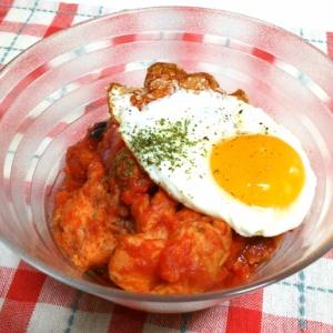 トマトパン粥