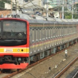 『【6両+4両】205系武蔵野線M35編成暫定10連化』の画像