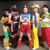 ももいろクローバーZ、[アニサマ]串田アキラとコラボで、キン肉マンコスプレを披露するも、ネットの反応は様々?(画像あり) アイドルファンマスター