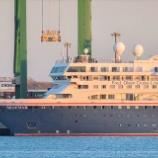 『新型コロナ感染の英クルーズ船を受け入れたキューバ』の画像