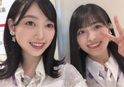 【画像】北川悠理×大園桃子のコンビが好きだった奴!!!!!!