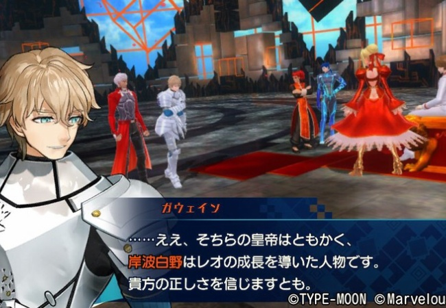 【Fate/EXTELLA】モデリング・グラフィックは最底辺レベルの評価、キャラは最高