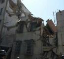 浙江省 マンションなど4棟、原因不明の倒壊