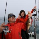 『5月17日更新 16日 釣果 スーパーライトジギング 根魚の爆釣!!』の画像