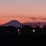 『夕焼けに』の画像