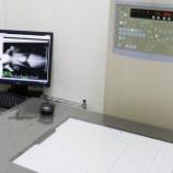 『新しいX線DRシステムの導入と透視する人々』の画像