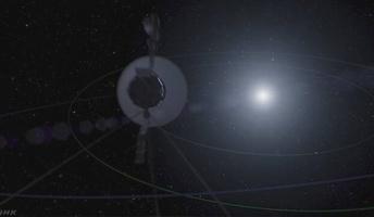 【宇宙ヤバイ】42年前に打ち上げられた惑星探査機「ボイジャー2号」太陽系の外へ NASA発表