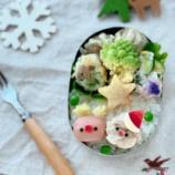 『シュウマイサンタのお弁当』の画像