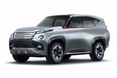 東京モーターショーで発表する三菱のコンセプトカーが中々カッコイイ