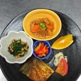 『太田下町昼食( 鯖のカレー風味焼き)』の画像