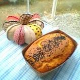 『パンプキンパウンドケーキ』の画像