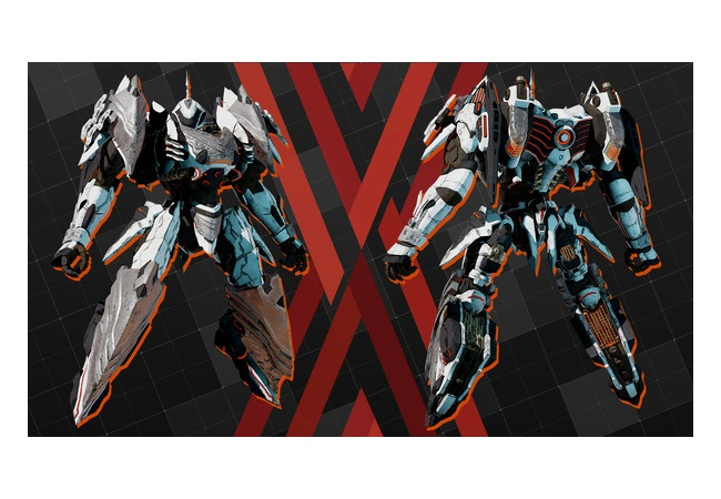 「DAEMON X MACHINA」発売1周年を記念したアップデートが11月に配信決定!