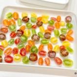『栄養たっぷりカラフルなフルーツトマトのドライトマト』の画像