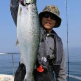 『3月30日 釣果 スロージギング スロジギフィーバー!!!』の画像