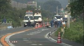 2週間後に自転車で世界旅行予定 米原でひき逃げされ西村寿史さん死亡