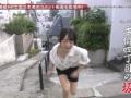 【画像】テレ朝「全力坂」で本郷四丁目の坂を駆け上る女子の下着が丸見え