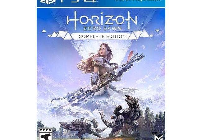「Horizon Zero Dawn」DLC付の完全版が発売決定!