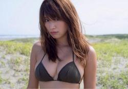 いまもっともHしたいグラドル久松郁実ちゃんの最新IVが健康的で抜けすぎると話題に