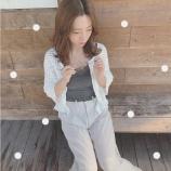 『【元乃木坂46】これは!!ゆったんのインスタ、パンツが透け・・・』の画像
