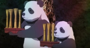 【重神機パンドーラ】第22話 感想 パンダ使い救出作戦!方向音痴には任せちゃダメ!