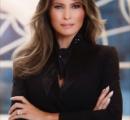 メラニア米大統領夫人の公式写真公開、世論は賛否両論