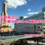 『車無し!合間の時間でサクッと観光!浜松駅周辺のオススメスポットをまとめてみるぞー!【2018年春版】』の画像