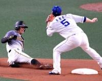 【阪神】矢野監督、植田を絶賛!逆転の八回、安打&盗塁「めちゃくちゃデカい」