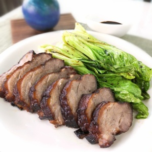 驚愕の美味しさ!本格焼き豚
