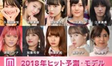 【乃木坂46】山下美月が「2018年ヒット予測/モデル部門」に選出される