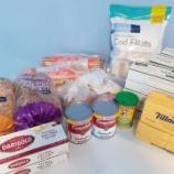 『七月の食料購入品まとめ』の画像