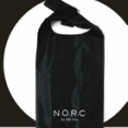 eclat(エクラ) 2021年 4月号   雑誌付録   N.O.R.C 黒ショッパーBAG