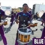 『【DCI】ドラム必見! 2018年ブルーナイツ・ドラムライン『テキサス州サンアントニオ』本番前動画です!』の画像