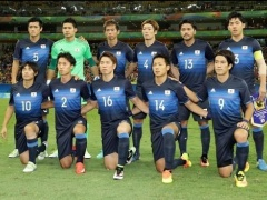 リオ五輪!【 日本代表×スウェーデン 】前半終了!日本は何度かチャンスを作るも得点できず・・・0-0で折り返す!